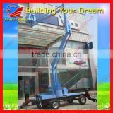14 M Diesel Driven Hydraulic Lift Platform 0086 371 65866393