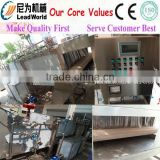 Bean products continuous poach cooking machine/Fruits and vegetables for blanching machine