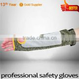 China gold supplier high quality pu golf leather gloves