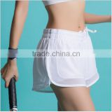 Top Sale Ladies polyester elastane crazy running custom gym blank camo bodybuilding dri fit fancy compression shorts