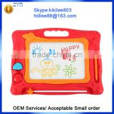 drawing board type and plastic material magnetic drawing board for kids