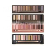 Iron Box 12 Colors Eyeshadow Matte Glitter Eyeshadow