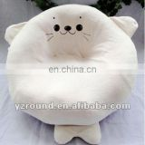 baby cute kids baby plush woolen seal sofa suitable