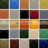 cr synthetic sound absorption round rubber foam