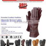 Wholesale Fashion Women Leather Dress Gloves | Fashion Dress Gloves