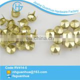 Hot! hot! 2014 the most popular metal cone nailhead stud hotfix