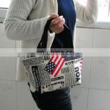 winter fashion nylon tote bags