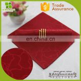cheap jaquard Napkins for wedding