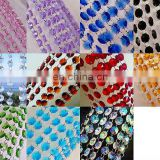 Multicolor 1M CRYSTAL CLEAR GARLAND
