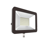 DLC UL for Outdoor Lighting with 120LM/W 50w LED Flood Light