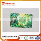 3D lenticular card / 3D paper cards / hologram business cards