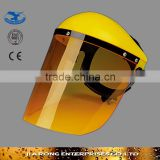 types of pmma face shields visors and protective face shield made in china WM071