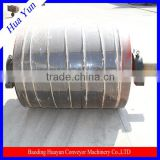 heavy duty motor drum drive roller for mining belt conveyor system