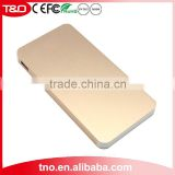New electronic gadget 10000mAh mobile power bank battery rechargeable battery for iPhone