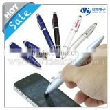 Rubber tip stylus pen with Tablet Stylus pen promotional items for ipad