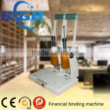 SG-K500A office binding equipment financial binding machine