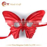 wholesale animal face mask pvc butterfly mask