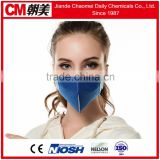 CM model 2001 blue n95 particulate respirator mask