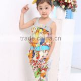 2013 fashion children clothing sets, pretty girl casual suits