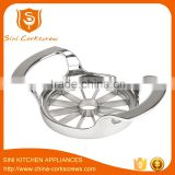 stainless steel fruit slicer apple slicer apple cutter                                                                         Quality Choice