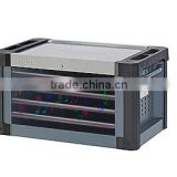 Metal tool chest with bluetooth Tool trolley with speaker function for tool cabinet