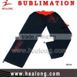 China Factory Wholesale Custom Sublimation 100% Polyester Pant Shirt New Style Design