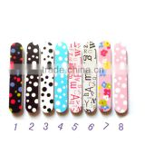 EB1027 Best selling items promotional fashion beauty new arrival printed disposable nail file