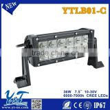 36W 7.5 inch LED Work Light Bar Offroad Combo Beam for 4x4 4WD ATV SUV Camper Trailer Truck 4WD LED 12V 24V Light