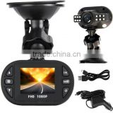 "Full HD 1.5"" LED 1080p Car Vehicle Black Box Digital Video Recorder G-sensor Camera DVR Night"