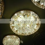Ceiling K9 crystal lamp With Bluetooth music and remote control                                                                         Quality Choice