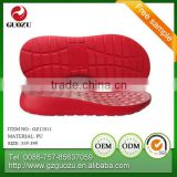 multi-purpose pu red sole shoes price