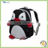 Neoprene Kids Backpack Girls Boys Backpacks Best [School] [Hiking] [Travel] Sidekick Bags, Cute Penguin Pack                                                                         Quality Choice