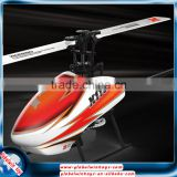 WLTOYS K110 brushless motor 6CH flybarless single blade helicopter,rtf rc plane with 3D and 6G mode
