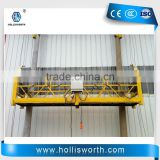 Temporary aerial platform ZLP630 Aluminum/Steel material high building cleaning equipment