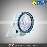 ATEX IECEX certified explosion-proof LED lamp light fitting 30W 45W 60W