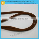 Wholesale genuine sheepskin leather string, sheepskin leather cord /Black Sheep Skin Stitched Leather Cord Wholesale