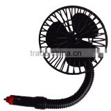 with direct plug 5 inch mini car fan