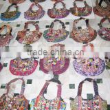 Buy Unique Indian Banjara Handbag Vintage Embroidered Tribal Bag in Wholesale Prices