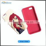 Latest style blank custom design Wholesale mobile cell phone case cover for iphone 6/6s/6plus