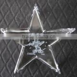 Wholesale Domed Crystal Paperweight,Clear Crystal Glass Paperweight
