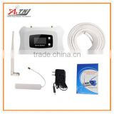 LCD display !! Global frequency AWS mhz LTE 4g cell phone signal booster /mobile signal repeater amplifier