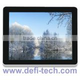 Hot sale 10 finger touch advertising touch screen monitor