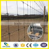 Anping Professional Factory High Quality Animal Fixed Knot Field Fence Long Life Hot Dip Galvanized Woven Wire Deer Farm Fence
