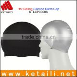 Shenzhen factory supply soft swimming caps welcome custom