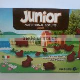 LO BELLO Nutritional Biscuits Animals Shape Cocoa