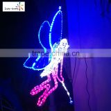 3D motif led light spirit beautiful decoration creative decorative outfit christmas lights                                                                                                         Supplier's Choice