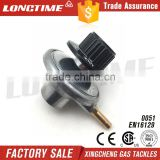Gas Regulator valve for butane camping cylinder