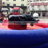 2016 commercial mechanical rodeo bull price inflatable