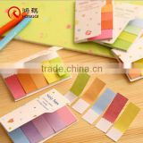Z010 Office stationery set school supply paper writing memo, paper writing pad, printing sticky note pad