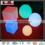 2013 Home Decoration LED Lamp Luminous decorative garden balls/wedding decoration cube led/cube lamp shade